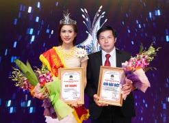 Kim Tín: Giải Đặc Biệt Nữ hoàng Trang sức Việt Nam!