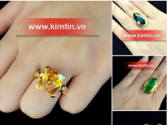 Cách chọn trang sức đá quý cho người mệnh Kim