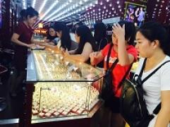 Thông tin thị trường vàng sáng 13.10.2017: Vàng nhích tăng