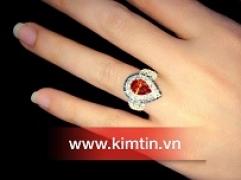 Hồng ngọc quý Ruby- viên đá may mắn của tháng 7