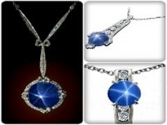 Quyến rũ đón thu sang cùng trang sức Sapphire – viên đá của tháng 9