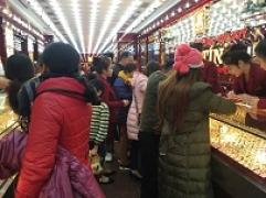 Thông tin thị trường vàng sáng 28.1.2019: Đầu tuần vàng tăng giá