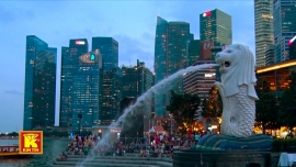 KIM TÍN - CÚP VÀNG QUỐC TẾ: THƯƠNG HIỆU MẠNH QUỐC TẾ TẠI SINGAPORE !