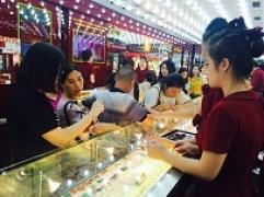 Thông tin thị trường vàng sáng 13.8.2019: Vàng trong nước tiếp đà tăng mạnh