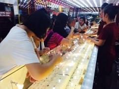 Thông tin thị trường vàng sáng 22.8.2019: Giá vàng biến động nhẹ