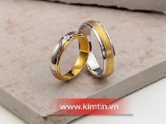 Nhẫn cưới chung đôi - Hạnh phúc mỉm cười