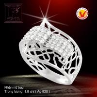 Nhẫn nữ bạc 925